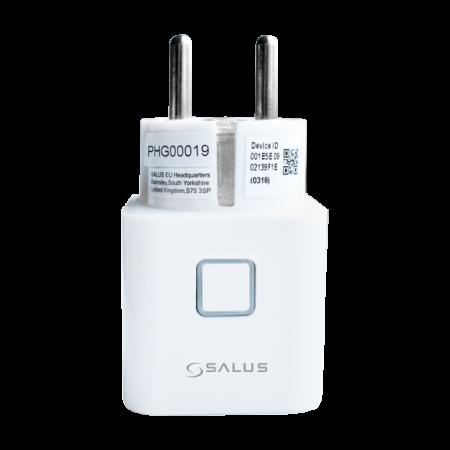 Termostat neprogramabil cu receptor tip priza, RT310SPE - Salus2