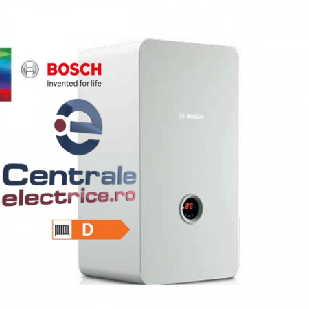 Bosch Tronic Heat 3500 24 - 24 kW centrala termica electrica0