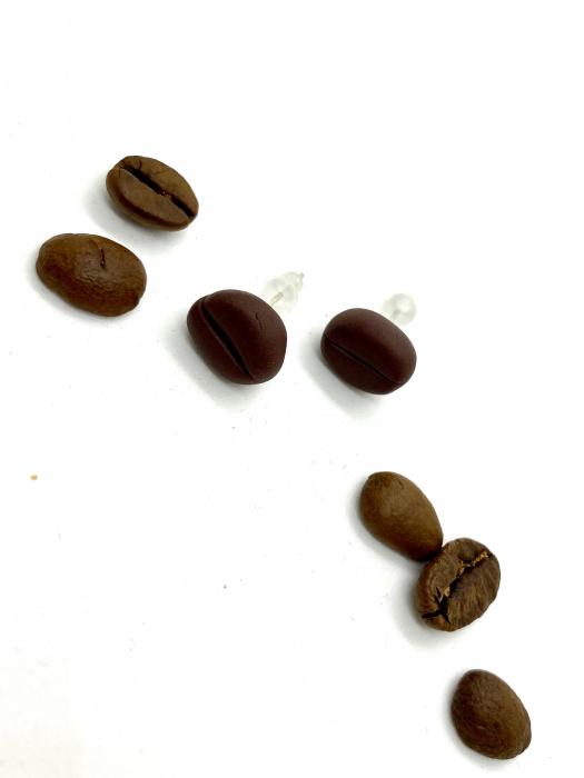 Cercei boabe de cafea cercercei 2
