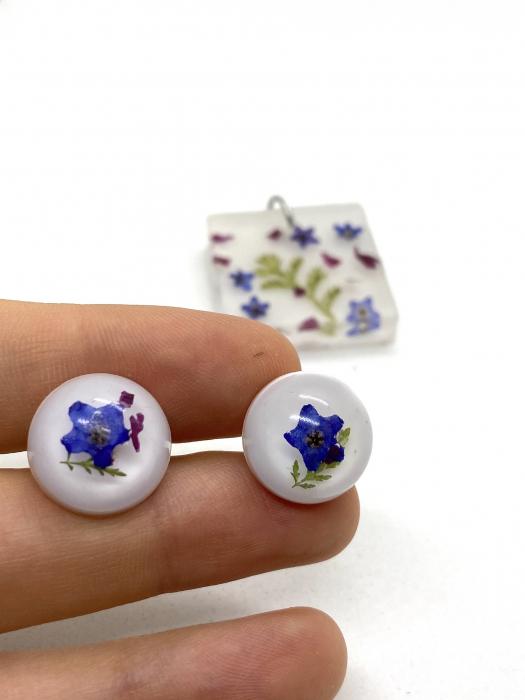 Set bijuterii cu mirute - Set bijuterii handmade [2]