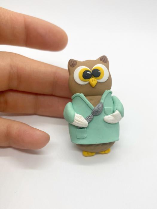Brosa bufnita doctor [16]
