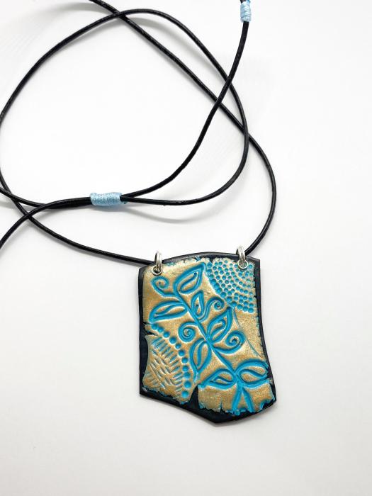 Set de bijuterii boho chic handmade [6]