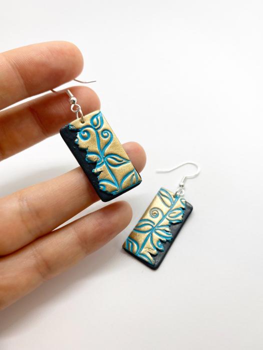 Set de bijuterii boho chic handmade [10]