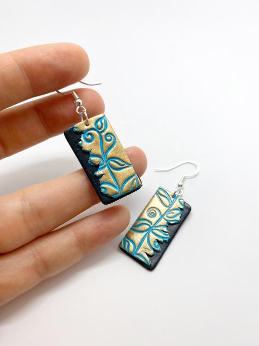Set de bijuterii boho chic handmade [11]