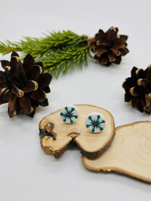 Cercei de iarna- handmade [8]