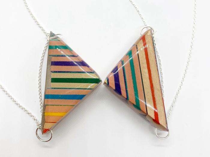 Pandantiv cu creioane colorate [5]