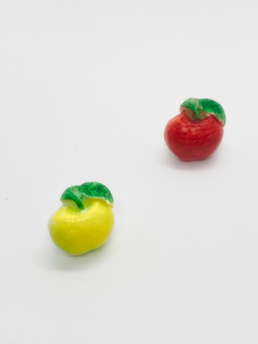Cercei cu mere cercercei handmade [0]