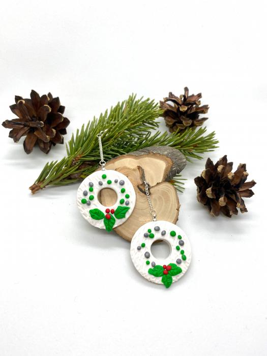 Cercei de iarna- handmade [1]