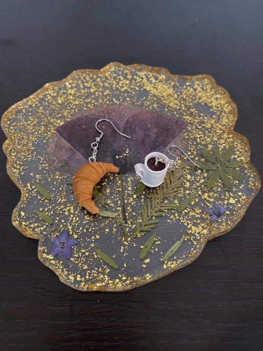 Farfuriuta pentru bijuterii handmade [8]