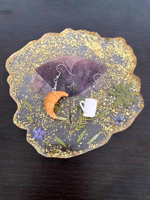 Farfuriuta pentru bijuterii handmade [4]
