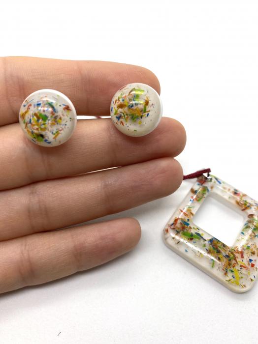 Set de bijuterii cu mina de creion [2]