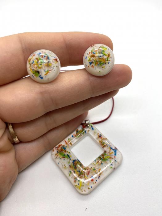 Set de bijuterii cu mina de creion [6]