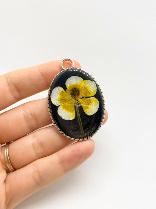Pandantiv cu floare [1]