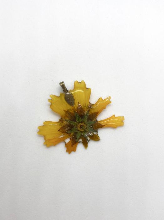 Pandantiv cu floare de camp [6]