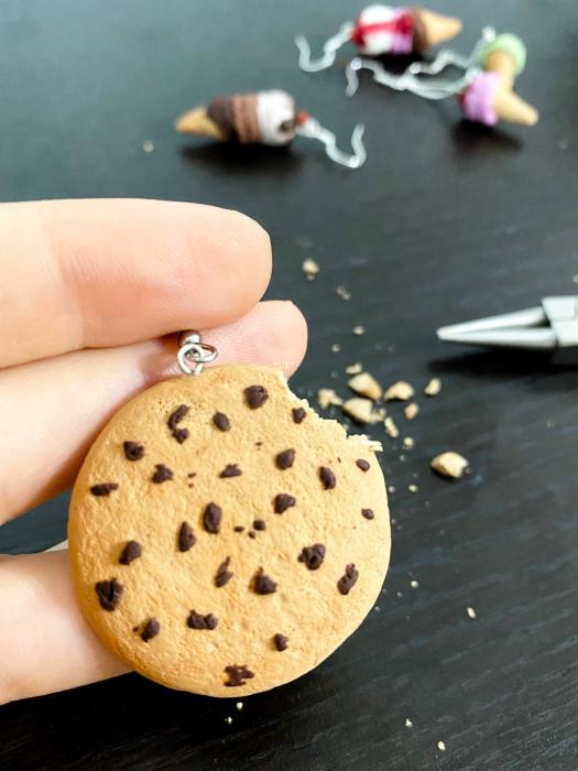 Set de bijuterii cu fursecuri  - Handmade [6]