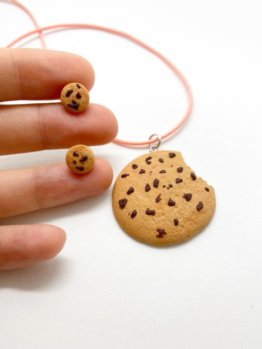 Set de bijuterii cu fursecuri  - Handmade [1]