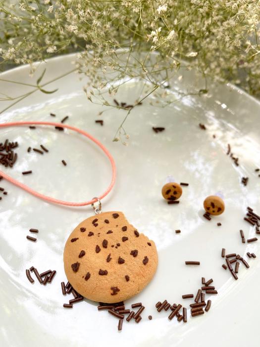 Set de bijuterii cu fursecuri  - Handmade [3]