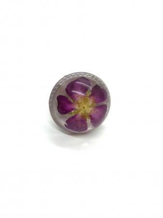 Inel cu floare de trandafir salbatic4