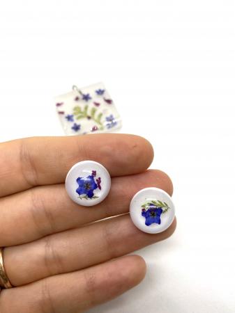 Set bijuterii cu mirute - Set bijuterii handmade [4]