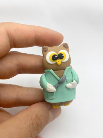Brosa bufnita doctor [15]