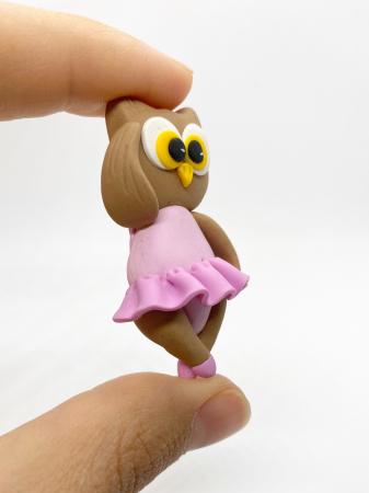 Brosa bufnita balerina [1]