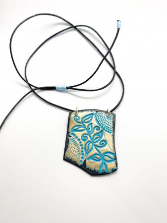 Set de bijuterii boho chic handmade [5]