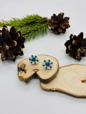 Cercei de iarna- handmade [7]