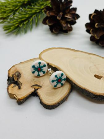 Cercei de iarna- handmade [4]
