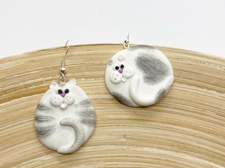 Cercei cu pisici haioase5