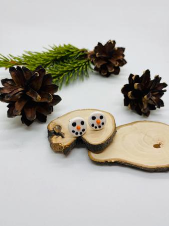 Cercei de iarna- handmade [5]