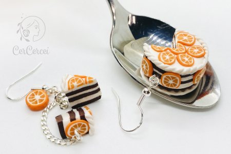Cercei tort cu zmeura si ciocolata cercercei [2]