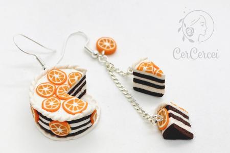 Cercei tort cu zmeura si ciocolata cercercei [4]