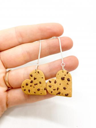 Cercei biscuiti inimioara2