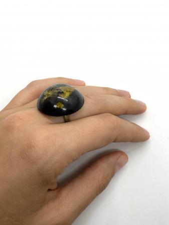 Inel rotund cu licheni2
