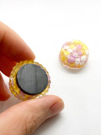 Martisor - magnet de frigider - handmade [9]