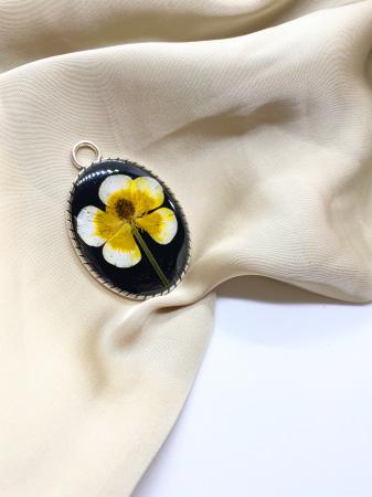 Pandantiv cu floare [5]