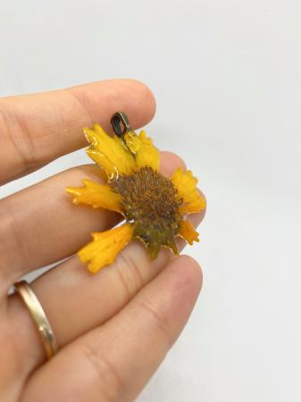 Pandantiv cu floare de camp [2]