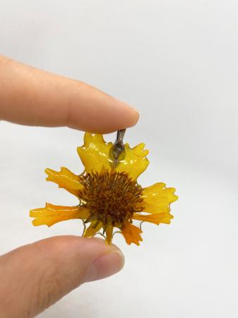 Pandantiv cu floare de camp [5]