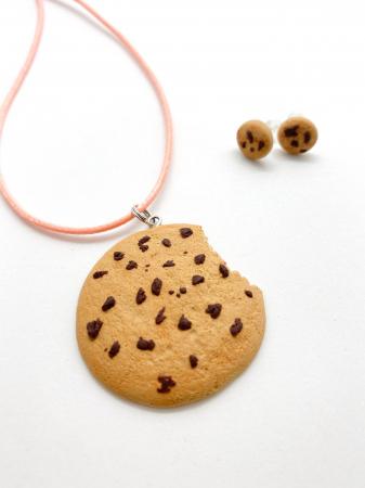 Set de bijuterii cu fursecuri  - Handmade [2]