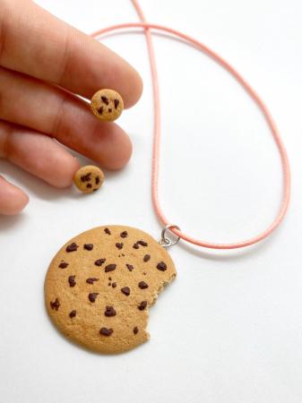 Set de bijuterii cu fursecuri  - Handmade [0]