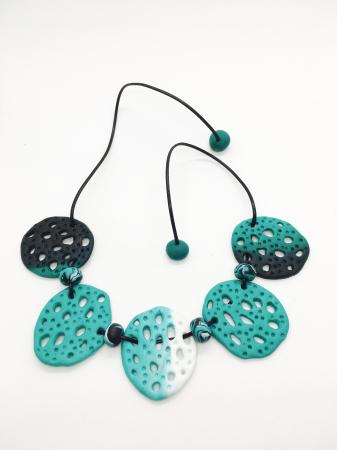 Set de bijuterii turcoaz1