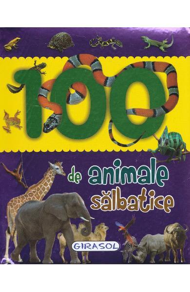 100 de animale salbatice 0