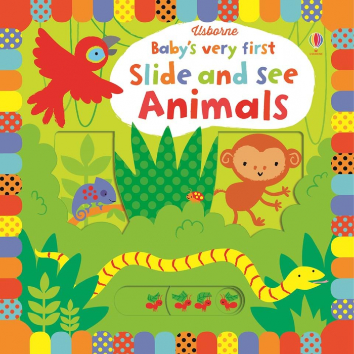Slide and see animals 0