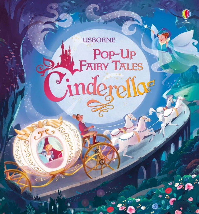 Cinderella - pop-up 0