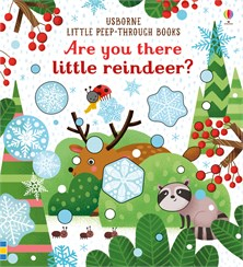 Are you there little reindeer? 0