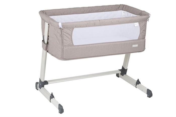 BabyGo - Patut co-sleeper 2 in 1 Together Beige 1