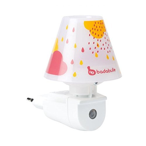 Badabulle - Lampa automata Night Shade Roz 0