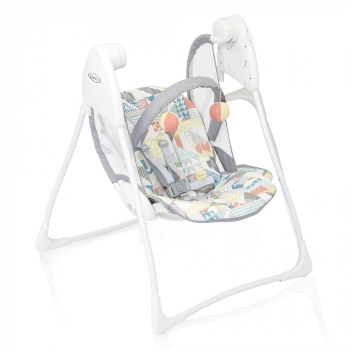 Balansoar Graco Baby Delight Patchwork [0]