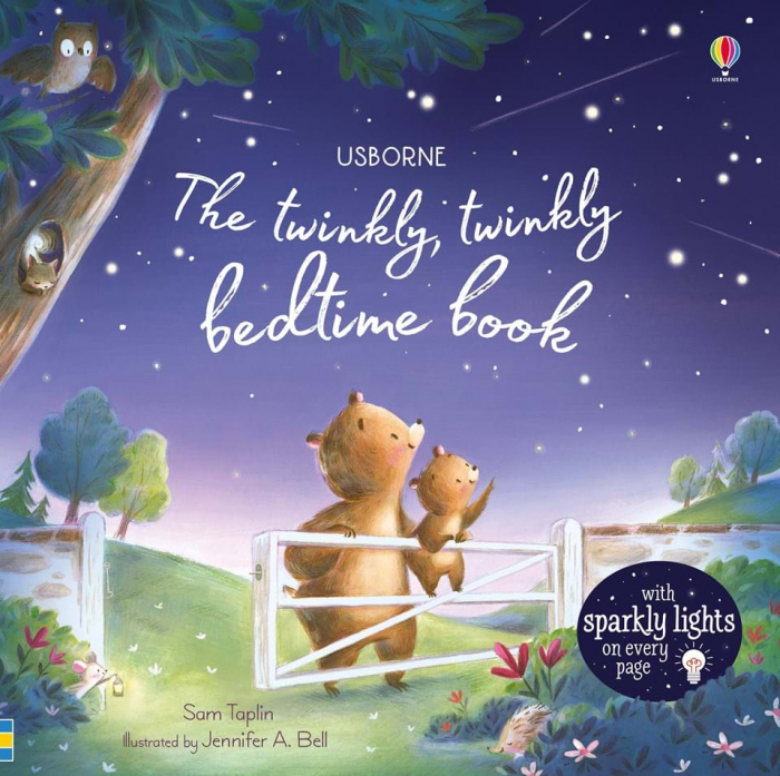 The twinkly twinkly bedtime book 0