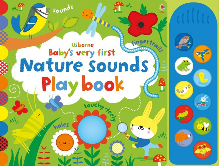 Baby's very first nature sounds playbook 0